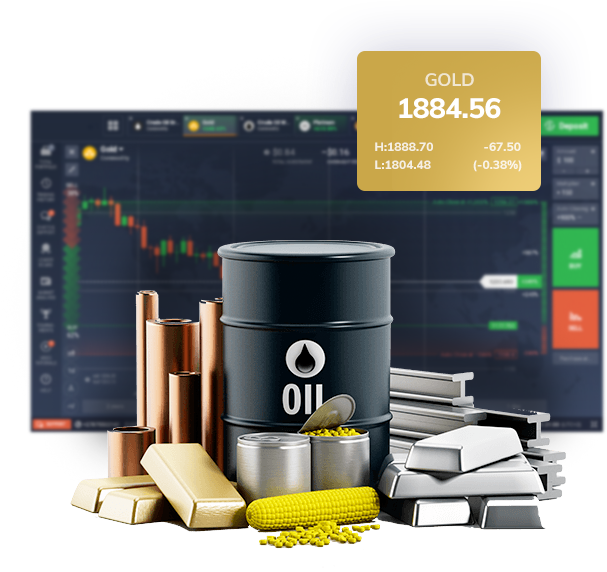 What is commodities trading?